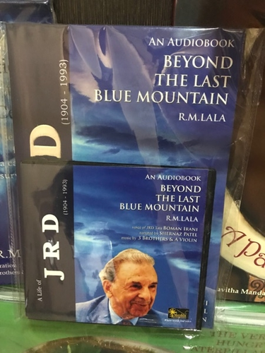 Beyond The Last Blue Mountain Book