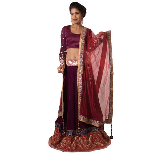 e665b7b8be3510 Stylish Ghagra Choli at Rs 4000 /piece | Chaniya Choli | ID: 12921676348