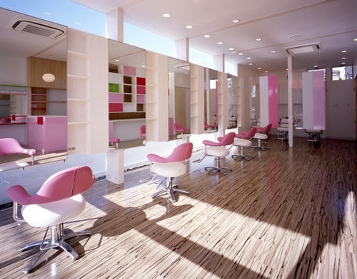 Beauty Parlor Interior Designing Services Beauty Parlor Interiors