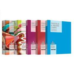 Pantone Chip Books Combo Set
