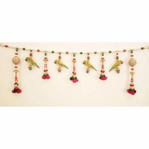 Parrot Ball Toran Door Hanging  sc 1 st  IndiaMART & Parrot Ball Toran Door Hanging at Rs 650 /set | Door Hangings | ID ...