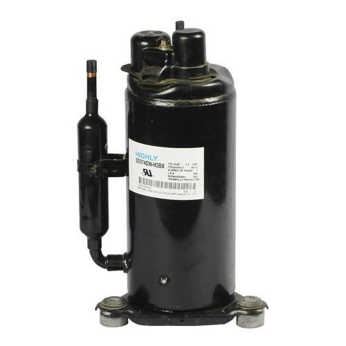 Rotary Compressors Capacity 1 Tr 1 5 Tr Amp 2 Tr Rs 7000