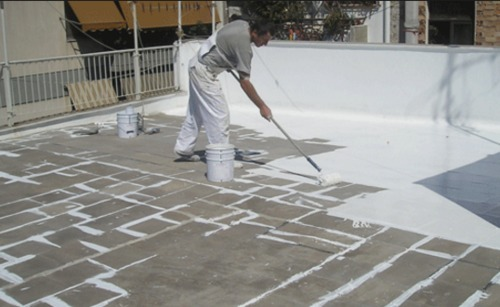 Image result for Give your Pool Complete Protection with Roof Waterproofing