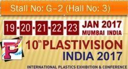 10th PLASTIVISION INDIA 2017