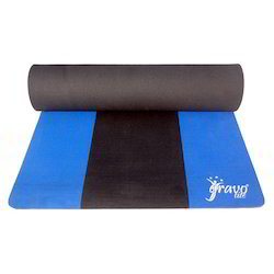 Triple Color Yoga Mats