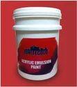 Whitegold Acrylic Exterior Emulsion Paint, Size: 20 L