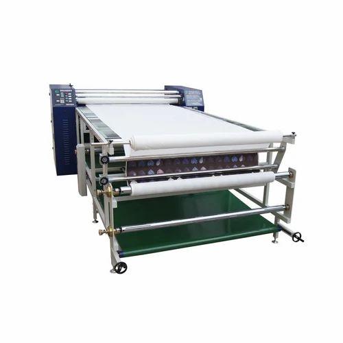 Saree Roll Press Machine at Rs 350000/piece | रोल प्रेस ...