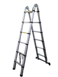 Telescopic Ladder with Joint