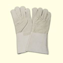 Leather Industrial Gloves
