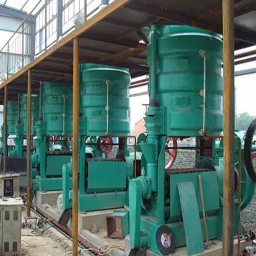 VEGETABLE OIL MILL PLANTS - Vegetable Oil Mills Exporter