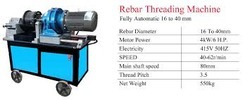 Automatic Rebar Threading Machine