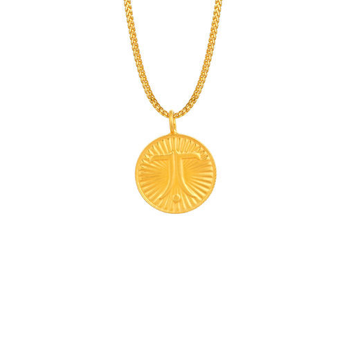 Tanishq gold pendant titan company limited manufacturer in tanishq gold pendant mozeypictures Image collections