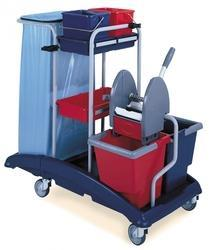Housekeeping Cleaning Trolley