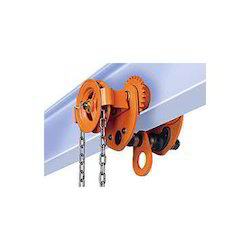 Geared Cable Trolley