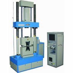 Servo Hydraulic Testing Machine