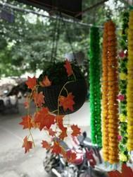 Hyperboles Hanging Artificial Basket