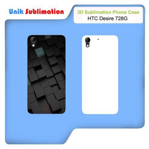 the latest 4218b 784b4 3d Sublimation Mobile Cover For Htc Desire 728 G