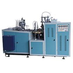 Paper Glass Manufacturing Machine