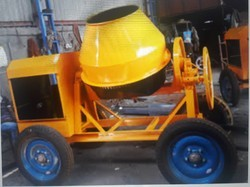Cast Iron Concrete Mixer, Power: 5 HP