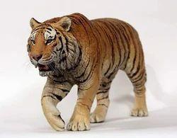 Fiberglass tiger Animal Statue