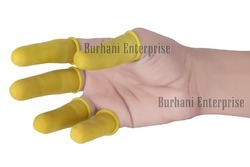Yellow Finger Cot