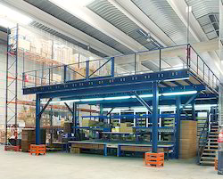 Mezzanine Floor Fabrication