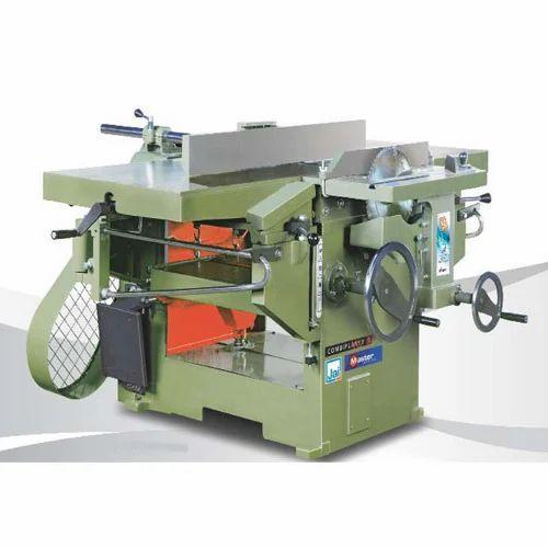 Semi Automatic Combined Wood Planer Jai Industries Id 10800309197