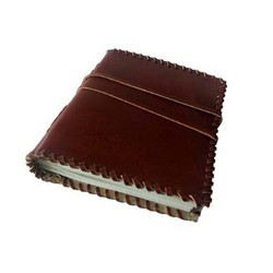 Genuine Leather Hard Cover Diary DIRYL120