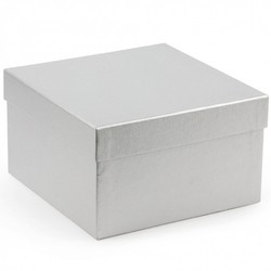 Grey Carton Box