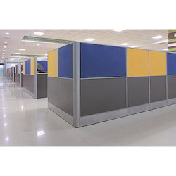 Full Height Office Partition