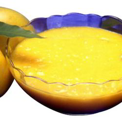 Alphonso Mango Pulp ((Bulk Exporters Packer's Inquiries Only))