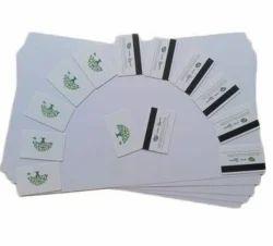 Biodegradable PVC Card