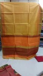Hand Woven Kosa Silk Saree