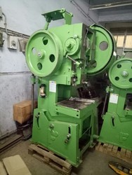 Geared Power Press