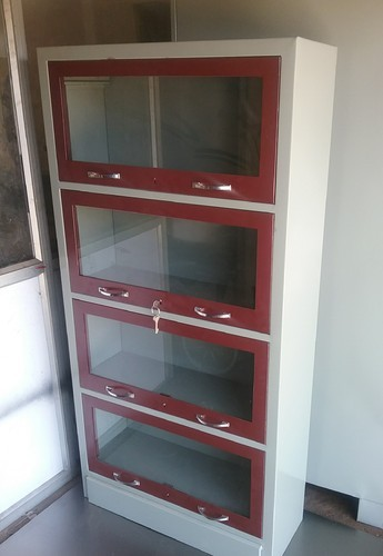 Metal Glass Door Book Case Rs 7800 Number Capella Office Systems