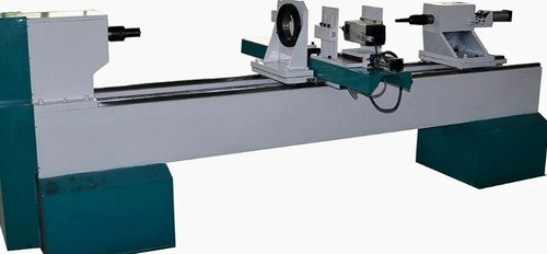 Automatic CNC Wood Lathe Machine, Multi Axis Lathe, Rs 450000 /20'  container | ID: 19908952655