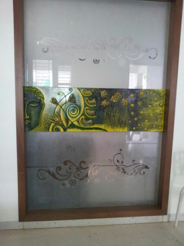 Natural Murals Glass Wall Mural Manufacturer from Hyderabad
