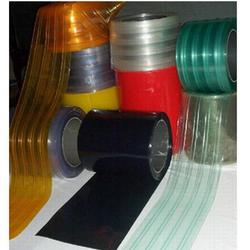 PVC Color Strip Curtains