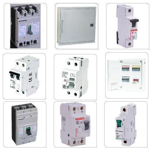 Indo Asian Mcb Distribution Boards Rccb Change Overs
