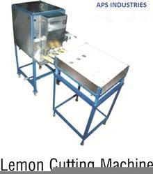 Lemon Cutting Machines