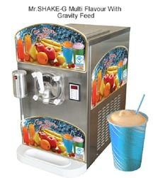 Thick Milk Shake Machine Gravity Series