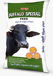 Pellets Buffalo Special Feed(50kg), Grade Standard: Feed Grade, Packaging Type: PP Bags