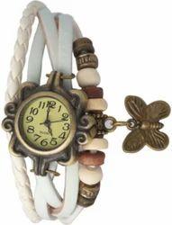 Girls Butterfly Bracelet Watch