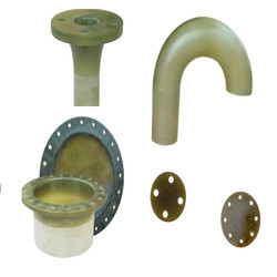 FRP Pipe Fittings, Size: 3/4 inch, for Structure Pipe