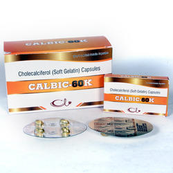 Cholecalciferol Soft Gel Capsule