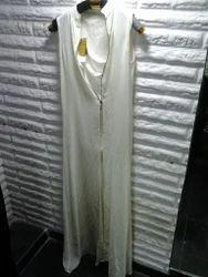 Ladies Chiffon Sleeveless Tops, Size: XL