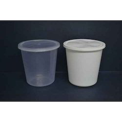 Plastic Tall Containers