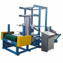 Twist Gusseting Machine