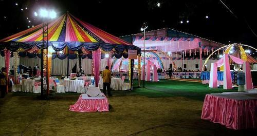 Wedding Pandal Decoration Services
