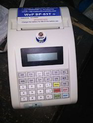 WEP BP-85 T Plus Billing Machine